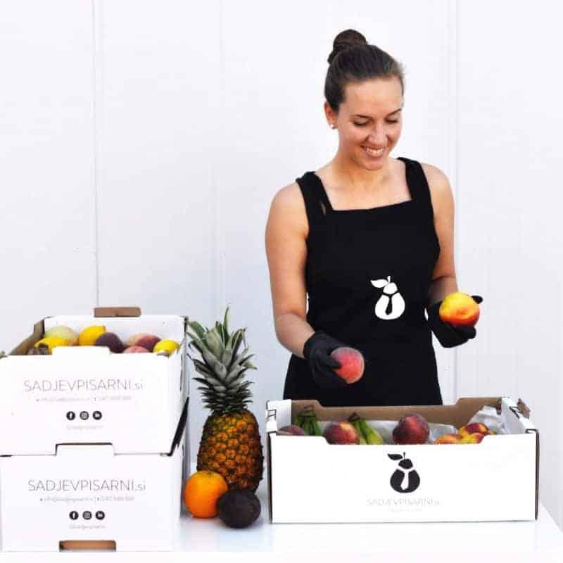 dostava sadja podjetje sadjevpisarni