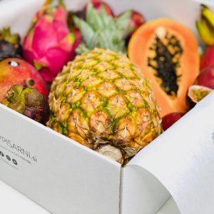 Zabojček tropskega sadja