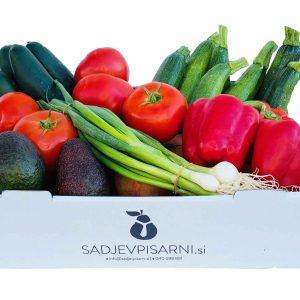 Dostava zelenjave na dom