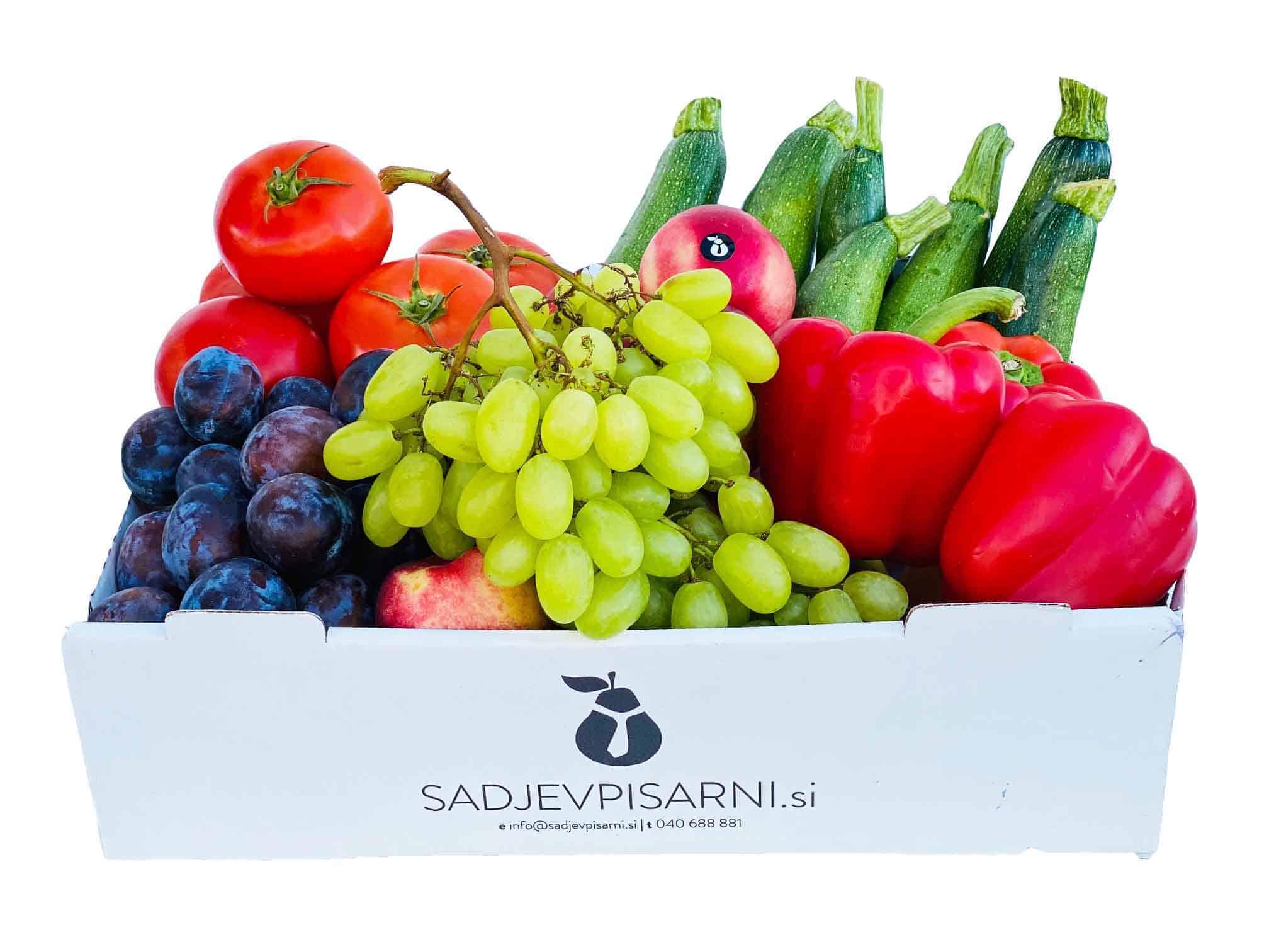 Zelenjava in sadje