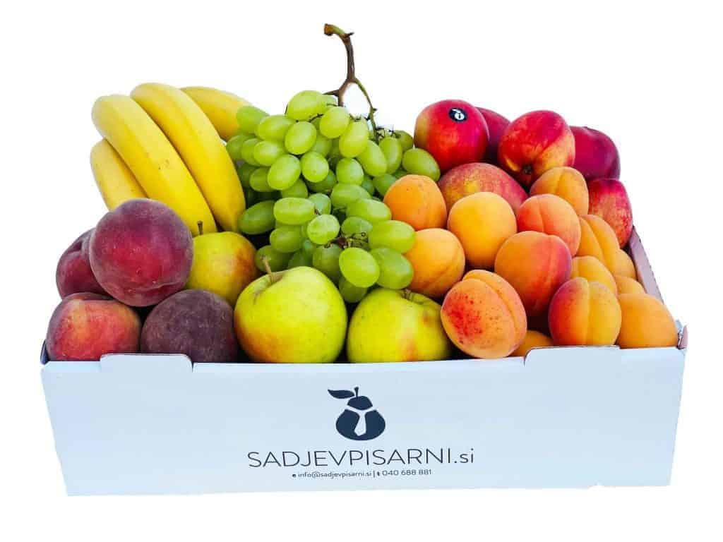 socno poletno sadje
