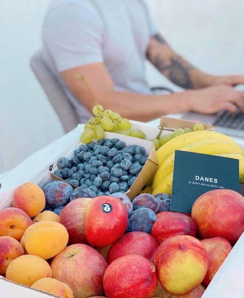 antioksidanti mešano sadje