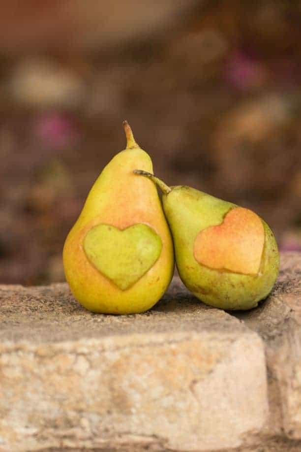 vitamini hruška