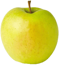 jabolka zlati deliše