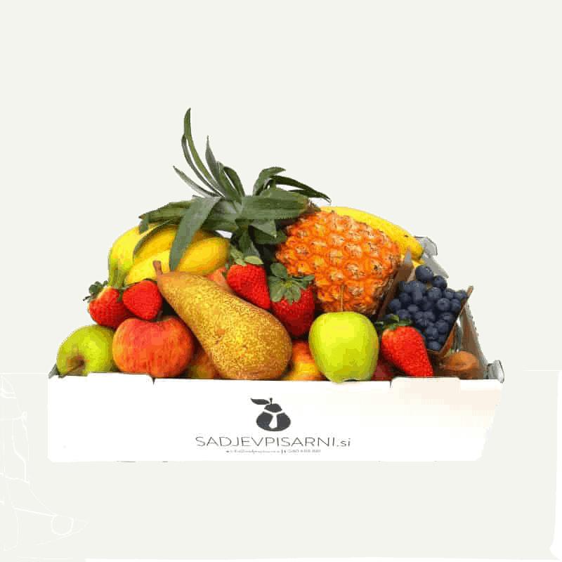 Dostava sadja zabojcek sadni raj