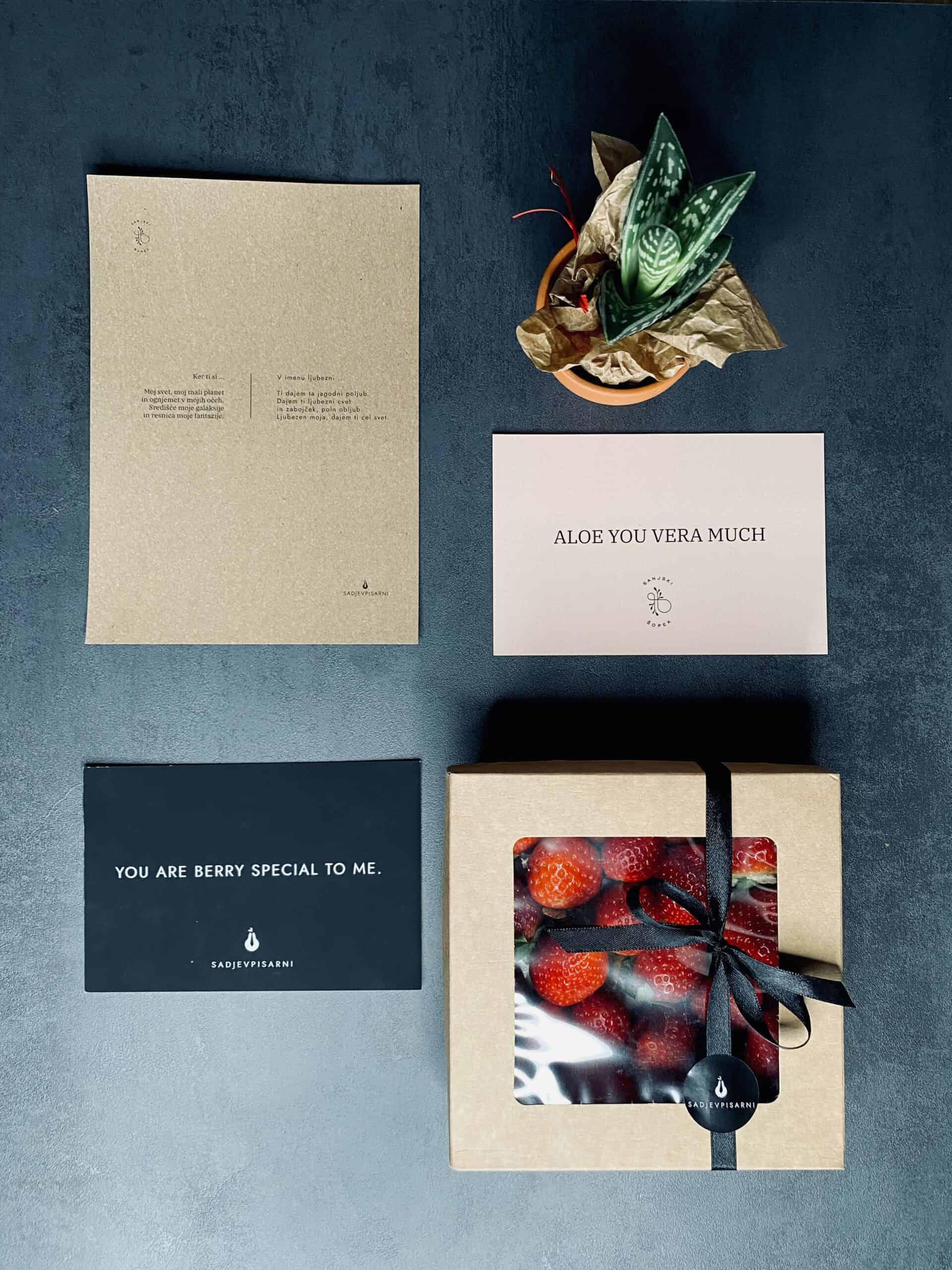Sadje V Pisarni Valentino Paket